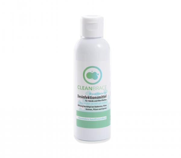 Desinfektionsmittel 150 ml in der Flasche- wasserbasiert & hautfreundlich